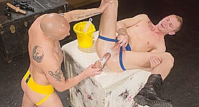 Hole Busters Vol. 9 featuring Christian Andrade, Randall OReilly - FistingCentral