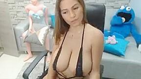 Tits adult scene...