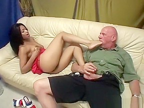 Big tits honey puts into action her amazing...