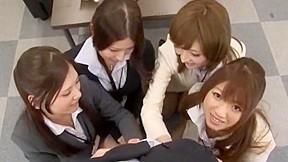 Hottest nozomi nishiyama yua yoshikawa riona suzune movie...
