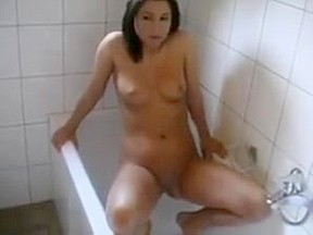 Incredible pissing adult video...