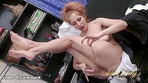 Karolina in Masturbation Movie - AuntJudys