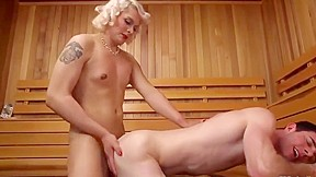 Exotic shemale video with...