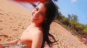 Sadie pop take sadie to hawaii and atkgirlfriends...