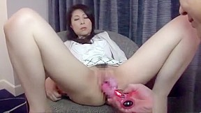 Beauty milf frustration of exposing the shyly pissing...