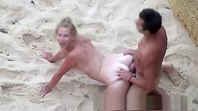 Beach porn hot beach...