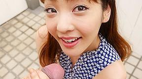 Nami Honda Swallows Cum On Her Birthday Japanhdv
