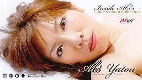 Sweet Girl, Aki Yatou Is Moaning From Pleasure - Avidolz
