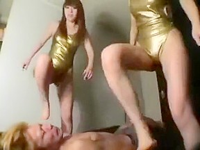 facesitting and trample...
