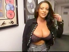 Lindsey topless interview...