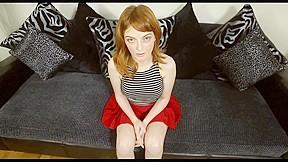 Redheaded Babysitter