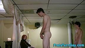 Teen straighty humiliated...