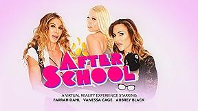 After school black farrah dahl and vanessa cage...