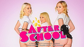 After school featuring chloe cherry zoe parker and...