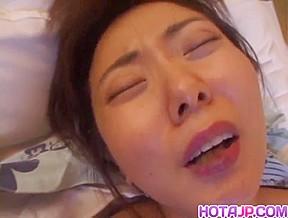 Naughtymaria yuuki is delighting stud with hotajp...