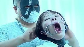 Sexy asian girl bondage...