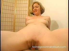 Homegrownhairybush's Wendy Acquires Her Unshaved Gap Drilled