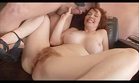 Hirsute Redhead mother I'd like to fuck