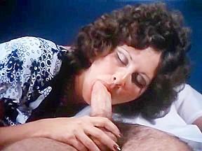 Linda lovelace harry reems in 70 brunette gives...