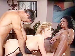 Sex episode with classic porn stars...