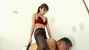 Amazing Japanese girl in Exotic Femdom, Fetish JAV clip