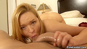 Floozy Krissy Lynn is excited awaiting for a large schlong