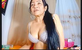 Hispanic granny v s...