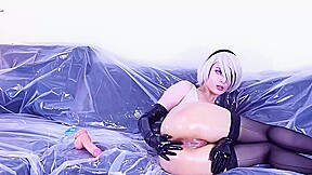 Best cosplay of 2B Nier of history