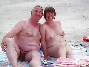 Bbw matures grannies and couples living the nudist...