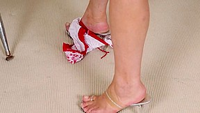 Grannie feet...