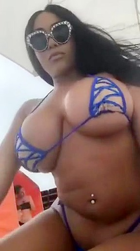 an incredible and huge whore