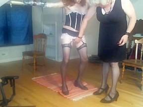 in Mistress Samantha's attic, part 1