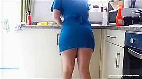The girl pantyhose...