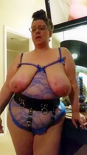 Black Bbw Dildo Masturbation