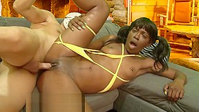 Black girl sex crazy boy...