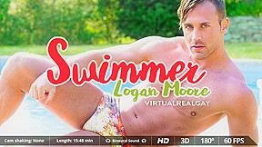 Swimmer virtualrealgay...