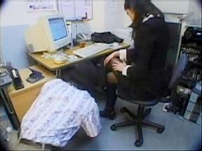 Foot stool femdom...