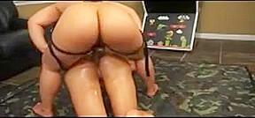 Fucking huge ass nona...