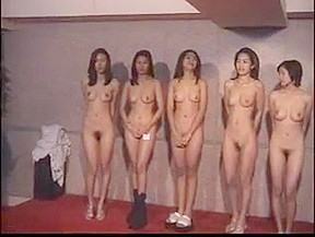 Hot thai models sexy group contest full nude...