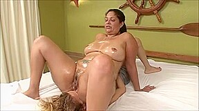Thick Brasil - Lesbian Slave - Face Sitting
