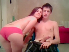 Who is she amateur webcam couple...