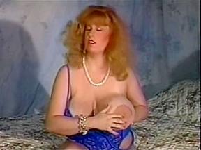 Huge sexy pancake giant tits...