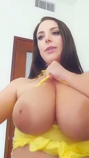 Angela white boobies best playback on mobile...
