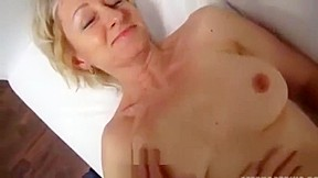 Sexy blonde fuckbuddy from Czech Republic is excited to film our sex