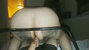 Squirt reverse cowgirl thick latina milf slut...