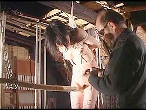 The electronic shocks a Japanese woman receives