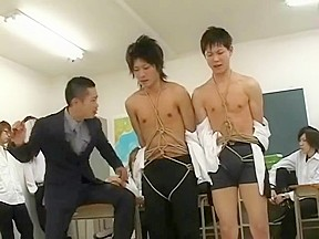Japanese students of homo life
