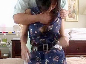 Japanese fucking massage