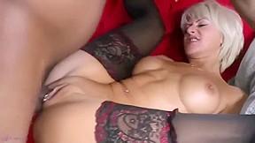 Hot Polish Milf Cathy E Love Big Black Cocks