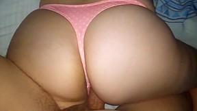 Fabulous thong ass...
